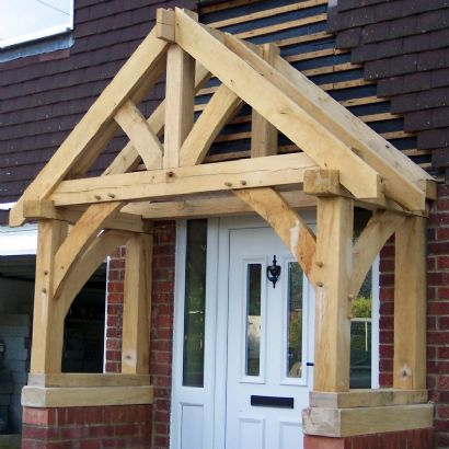 Front porch prefab kits joy studio design gallery best for Front porch roof kits