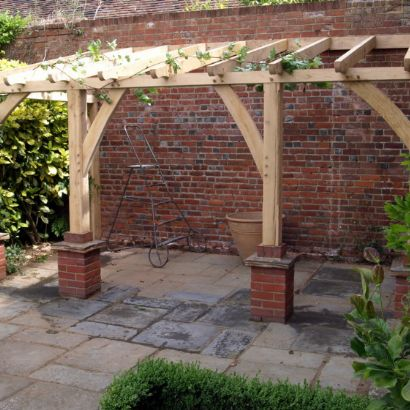Bespoke Oak Garden Buildings Structures And Rustic